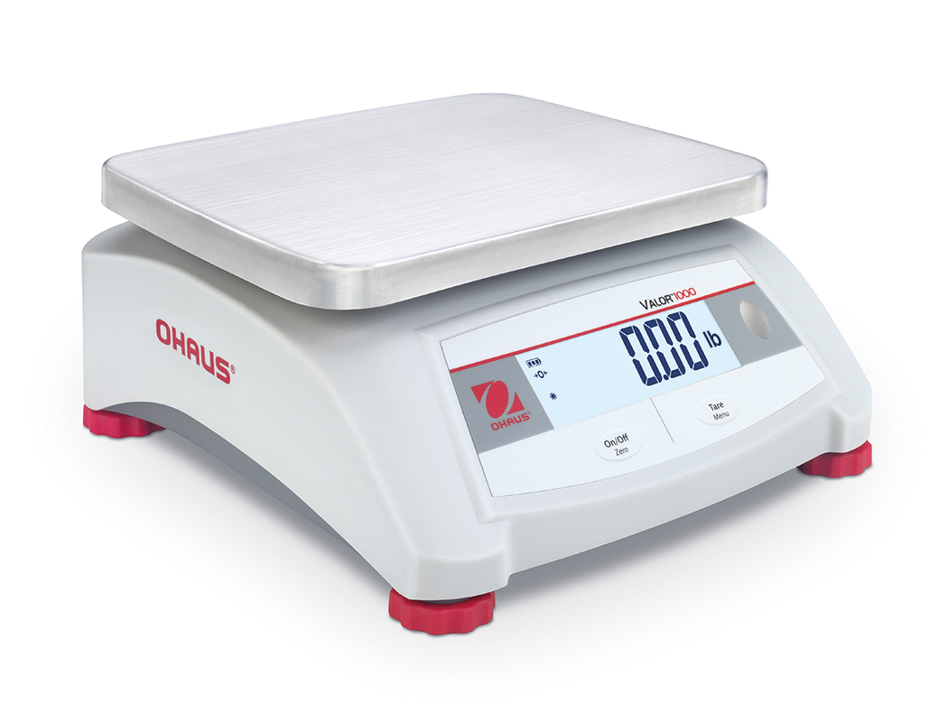 Ohaus Bench Scale, Valor 1000