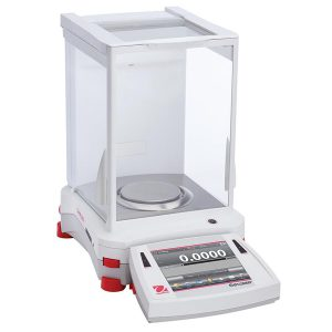 laboratory analytical balance ohaus explorer