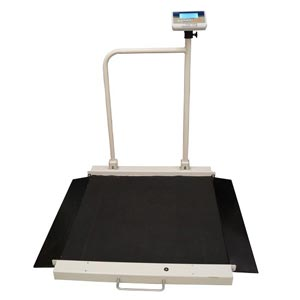 Totalcomp, TM503 Portable Wheelchair Scale
